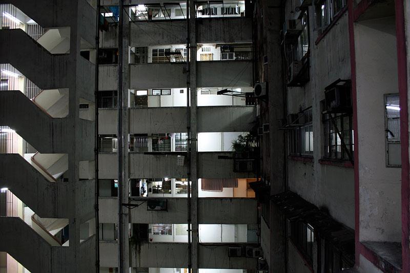Mirador Mansion, Hongkong