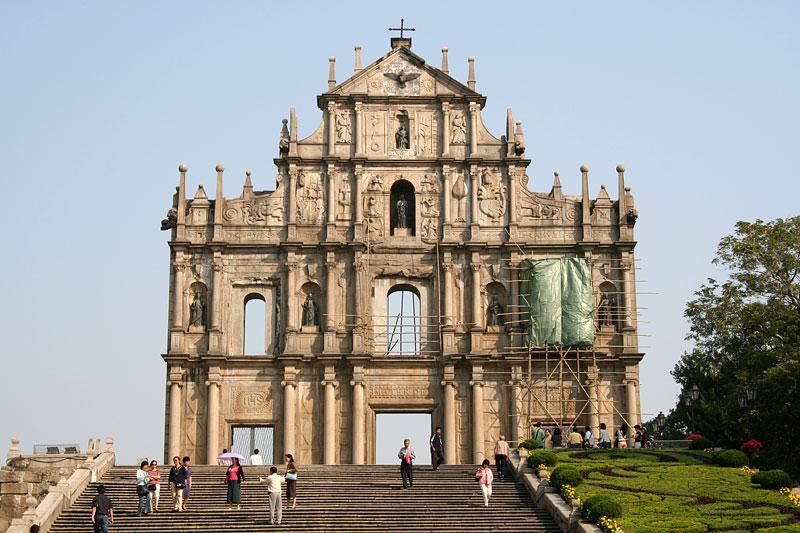 Katedra św. Pawła w Makau