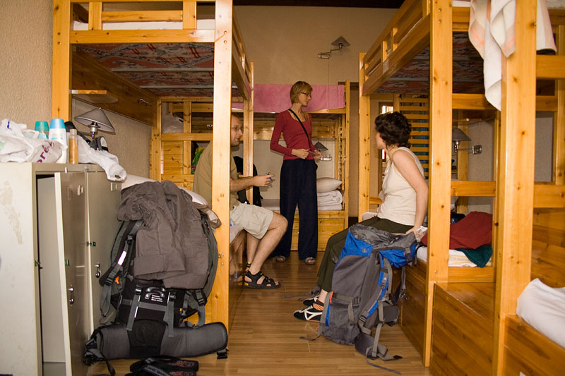 Dormitory, hotel Camelia, Kunming, Chiny