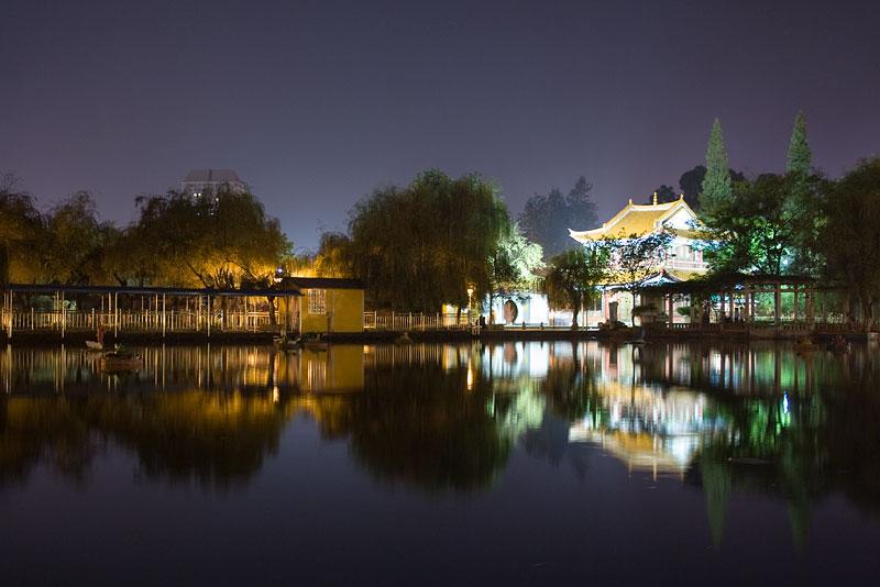 Park Cuihu, Kunming, Chiny