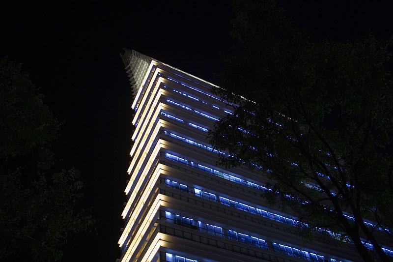 Wieżowiec, Kunming, Chiny
