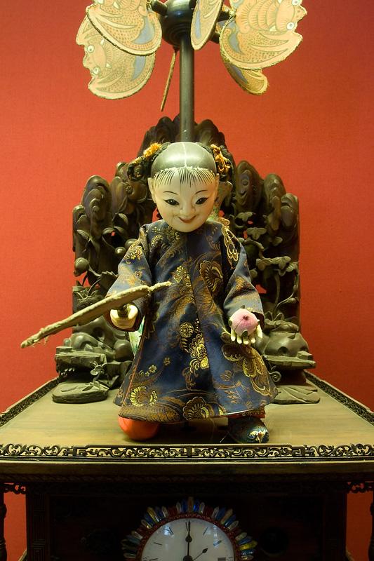 Zegar z kolekcji cesarskiej, Zakazane Miasto, Pekin