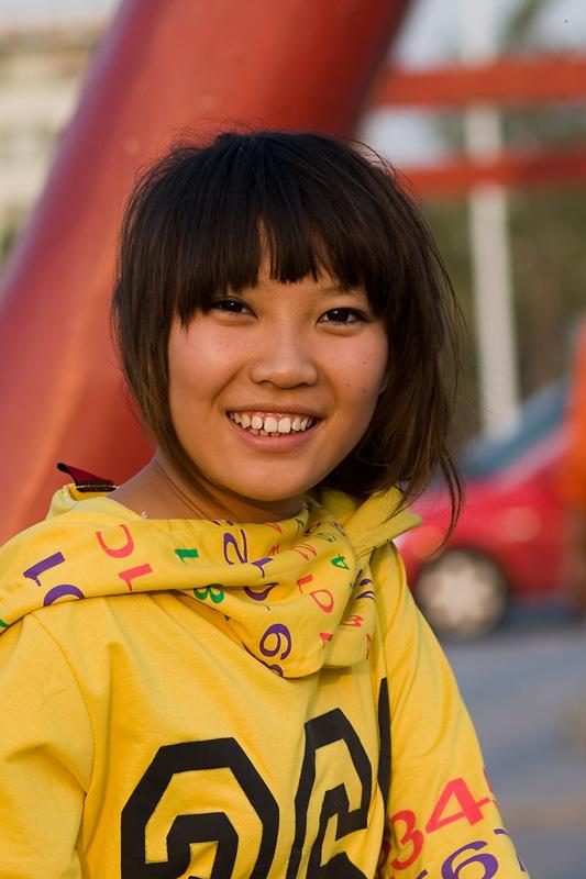 Chinka, Hohhot, Chiny