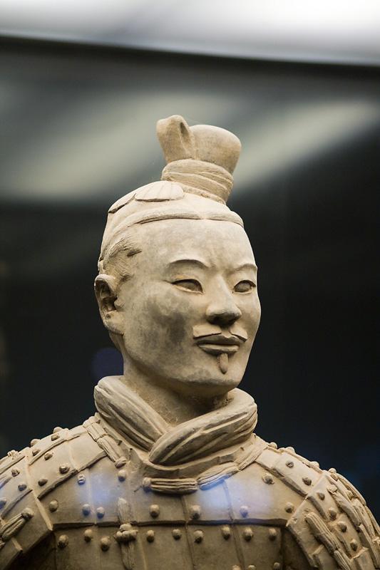 Terakotowa armia, Xian, Chiny