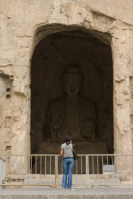 Longmen Caves, Chiny