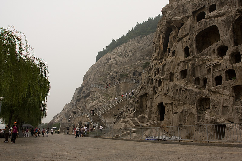 Longmen Caves, Chiny