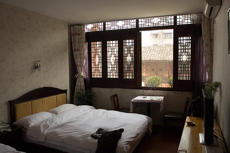 Pokój w Harbour Hostel