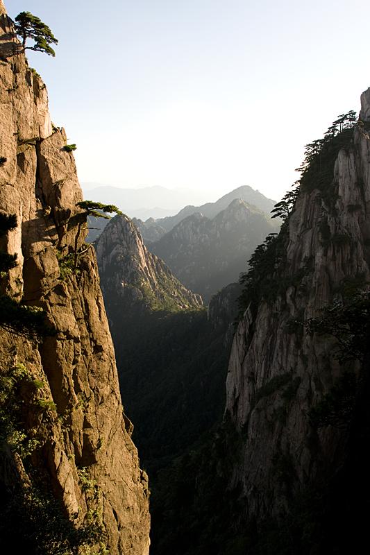 Huang Shan, Tunxi, Chiny 2010