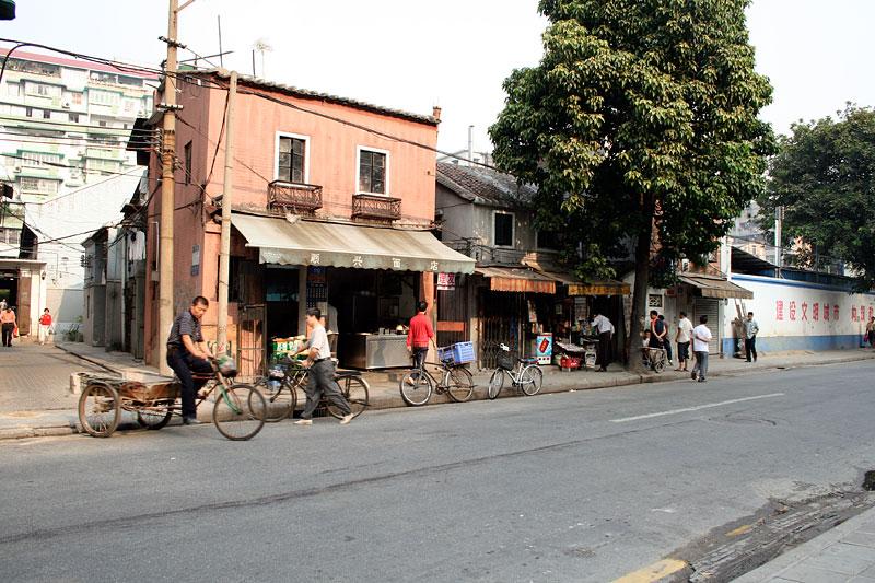 Zdjęcie ulicy, Kanton, Chiny