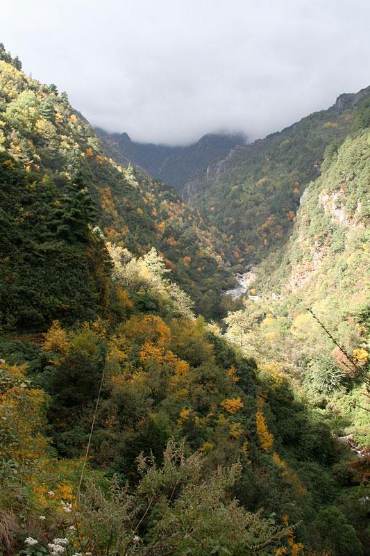 Góry, Dali, Chiny