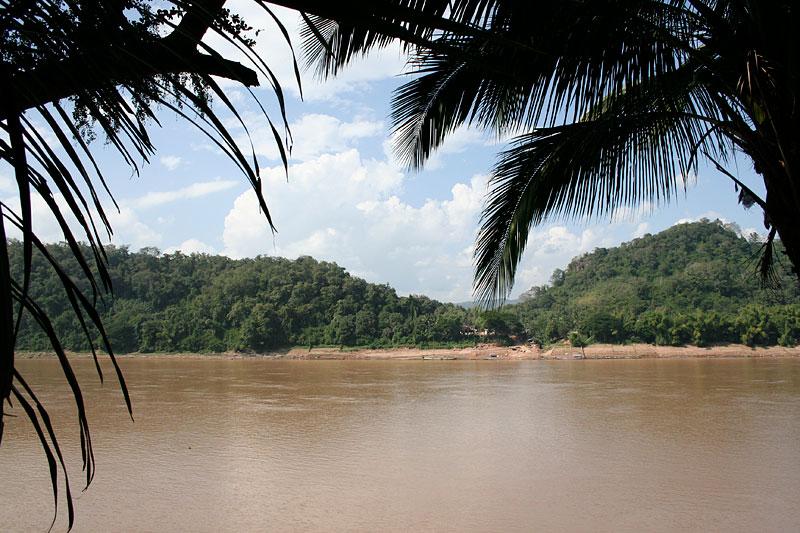 Mekong, Luang Prabang, Laos