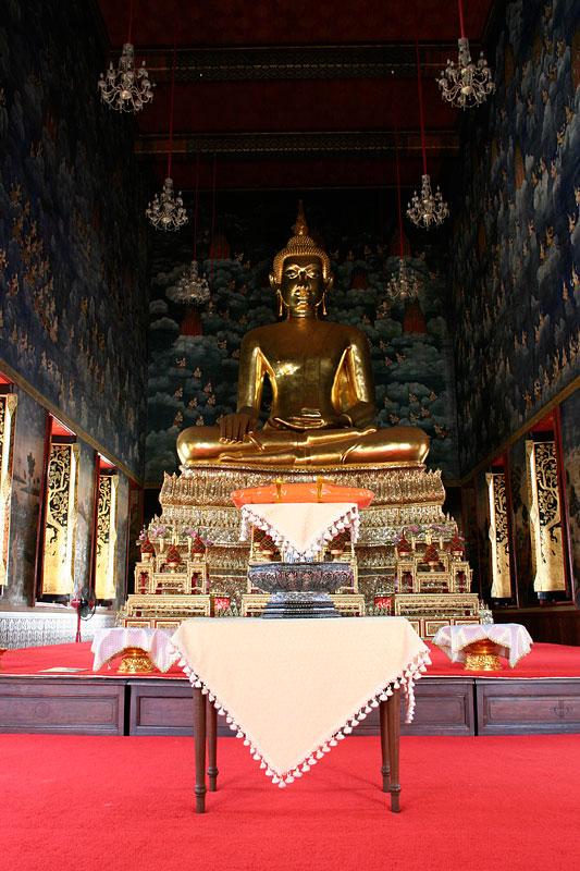 Budda, Bangkok, Tajlandia