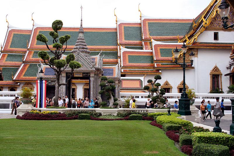Pałac Królewski, Bangkok, Tajlandia