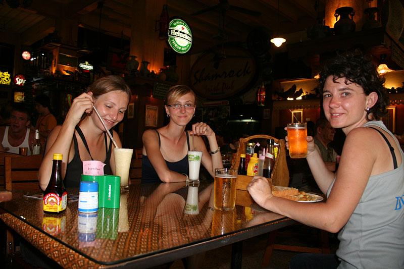 Shamrock Irish Pub, Bangkok, Tajlandia