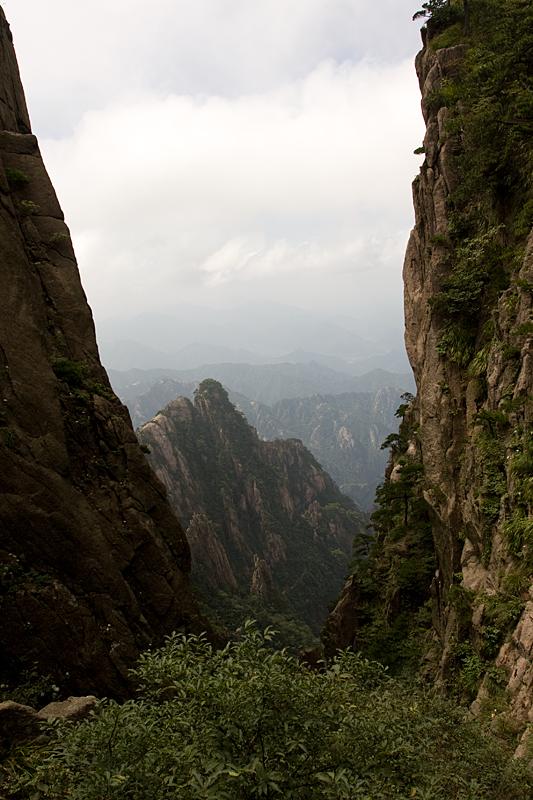 Huang Shan, Chiny 2010